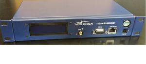 GPS NTP server / compact / high-precision / modular