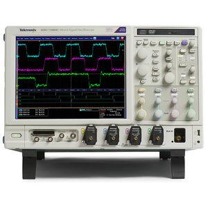 mixed-signal oscilloscope