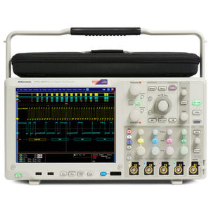 mixed-signal oscilloscope / bench-top / multi-channel / 4-channel