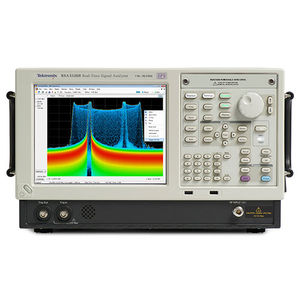 electrical network analyzer / spectrum / benchtop / real-time
