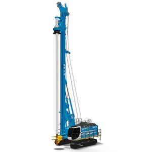 continuous flight auger (CFA) drilling rig / soil investigation / piling / deep