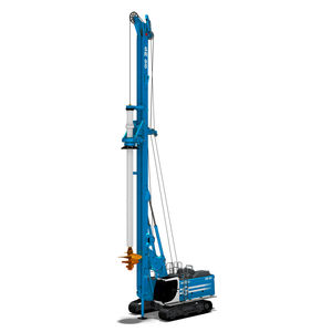 continuous flight auger (CFA) drilling rig / soil investigation / piling / diaphragm wall