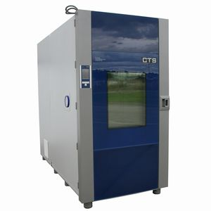 humidity environmental chamber / temperature / compact / international standards-compliant
