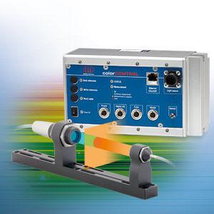 RGB color measurement sensor