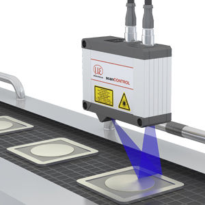 2-axis scanner