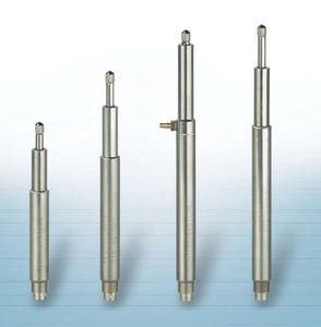 linear displacement sensor / inductive / LVDT / analog