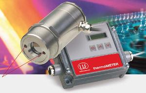 digital pyrometer / with LCD display / compact / USB