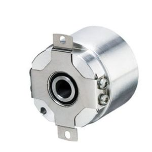 absolute rotary encoder / optical / gear / SSI