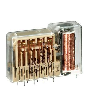 DC electromechanical relay
