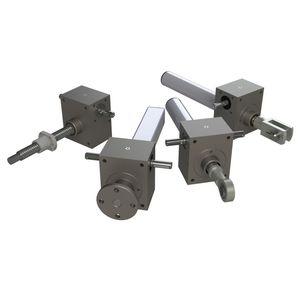 cubic screw jack / trapezoidal screw / ball screw