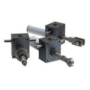 high-performance screw jack / cubic
