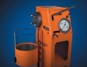 injection test bench / mechanical