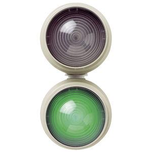 LED traffic light / 12VDC / 24VDC / polycarbonate