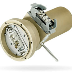 slip ring with gold contacts