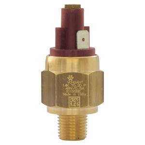 diaphragm vacuum switch / adjustable / stainless steel / IP65