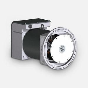 single-phase alternator / brushless / 4-pole / industrial