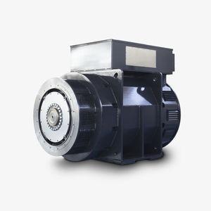 three-phase alternator / brushless / 4-pole / medium-voltage