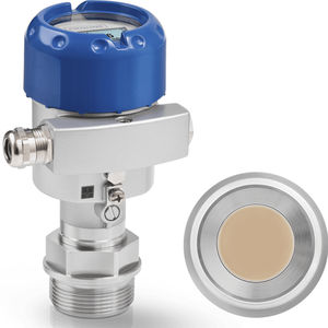 relative pressure transmitter / absolute / ceramic / thin-film