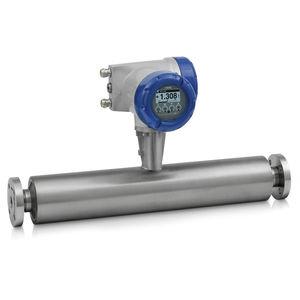 mass flow meter / Coriolis / for liquids / for gas