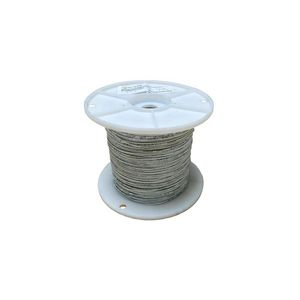 PVC-insulated heating cable