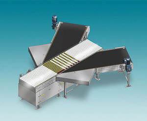 horizontal divider / for conveyors