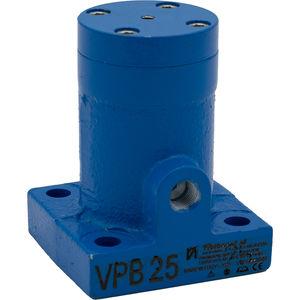 pneumatic vibrator