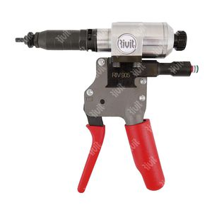 manual riveter / hydraulic / for blind rivets