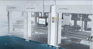 electronic component pick-and-place machine / automatic / tabletop / high-speed