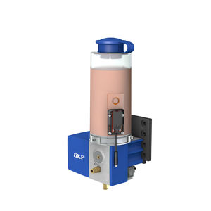 Grease pump, Lubricant pump - All industrial manufacturers - Videos