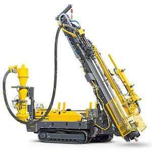 Mining and Rock Excavation - Epiroc Crawler drilling rigs - All the