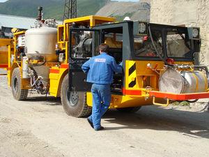 diesel vehicle