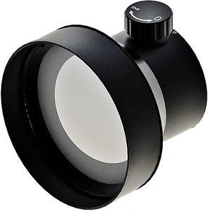 varifocal camera objective / high-resolution / IR
