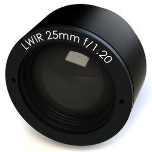 machine vision camera objective / rugged / high-resolution / IR