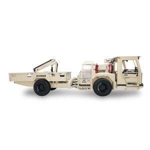 diesel vehicle / for equipment transport