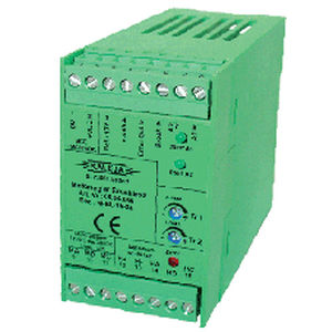DC motor controller / brushless / with speed control / potentiometer