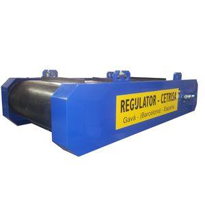 permanent magnet separator / overband / metal