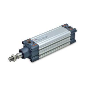 pneumatic cylinder / single-acting / double-acting / ISO 15552