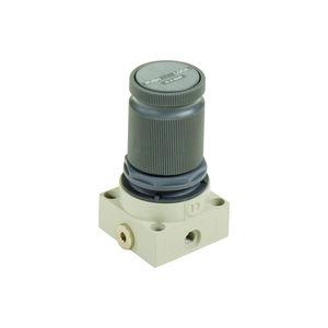 pilote-operated pressure regulator