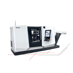 CNC turning center / universal / milling / spindle