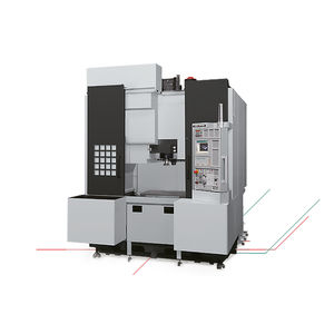 3-axis machining center / vertical / high-speed / high-precision