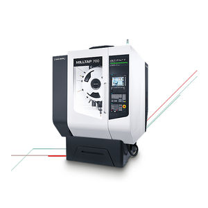 3-axis machining center / vertical / high-performance / high-productivity