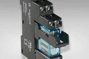 modular electromechanical relay / interface / coupling / compact