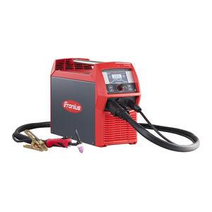 TIG welding machine / DC / PLC-controlled / stationary