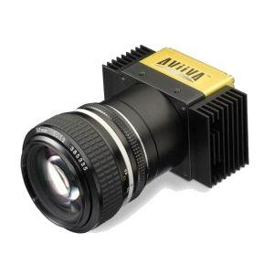 machine vision camera / inspection / monochrome / gigabit Ethernet