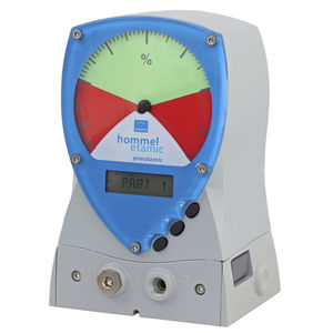 surface roughness measuring device / digital / non-contact / pneumatic