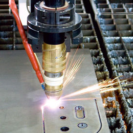 metal cutting system / plasma / straight-knife / for industrial applications