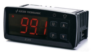 digital temperature controller / with LCD display / programmable / IP65