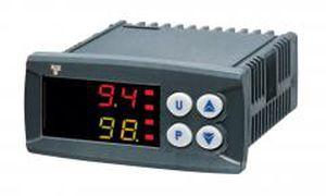 digital temperature controller / IP65 / configurable / RS-485
