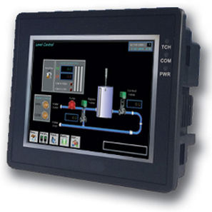 terminal with touch screen / panel-mount / 320 x 240 / TFT LCD