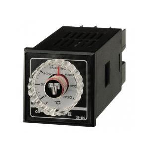 analog temperature controller / thermoelectric / process / panel-mount